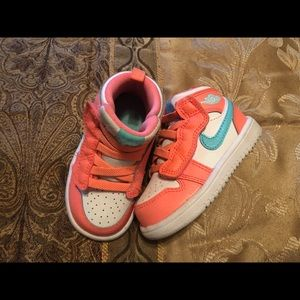Nike Jordan toddler shoe 5c